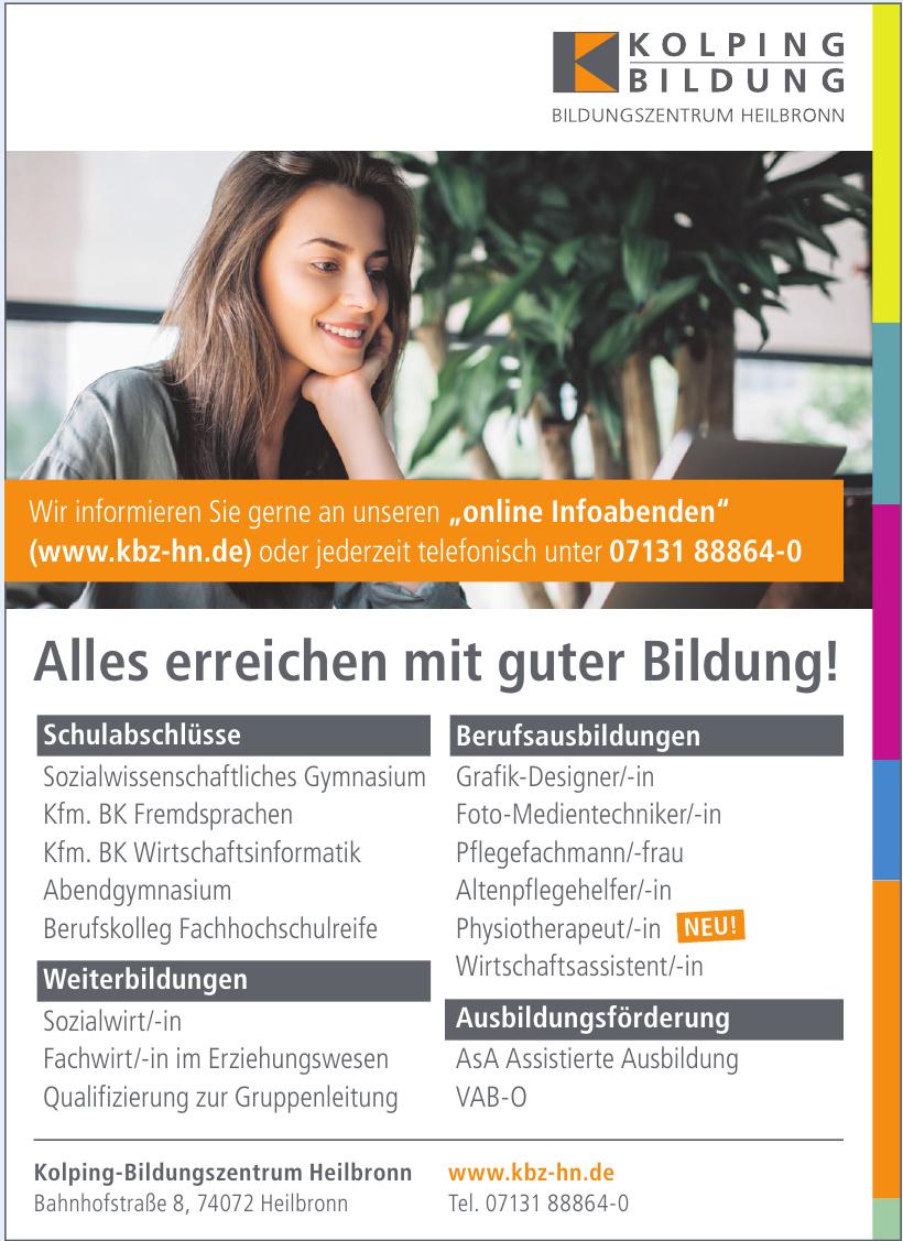 Kolping Bildung Bildungszentrum Heilbronn