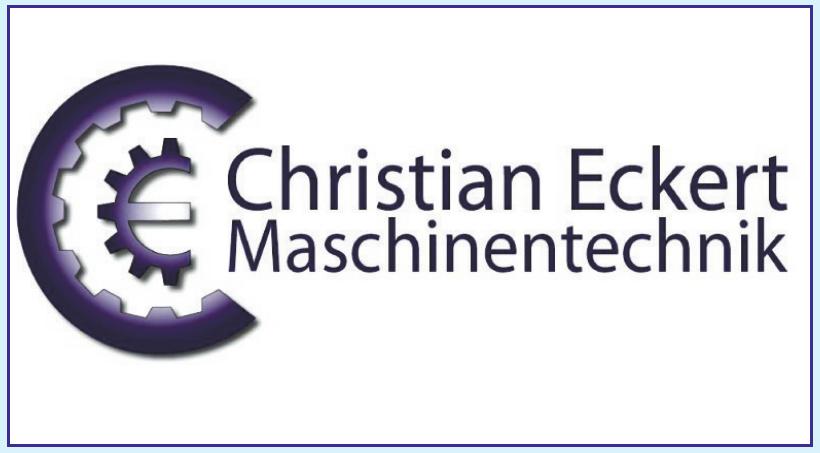 Christian Eckert Maschinentechnik