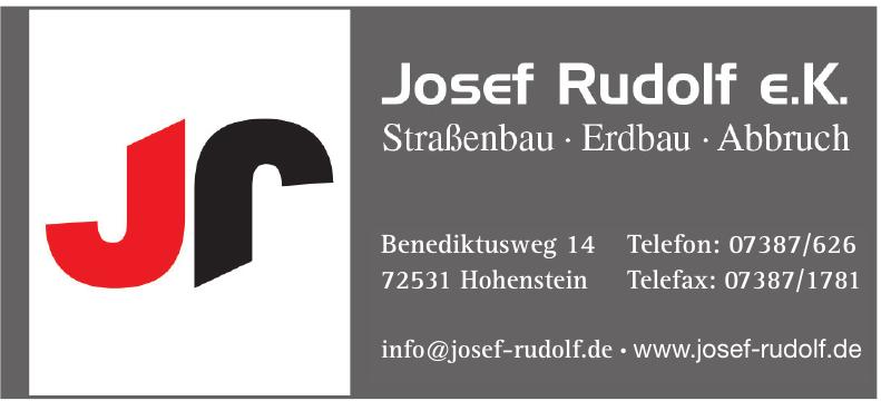 Josef Rudolf