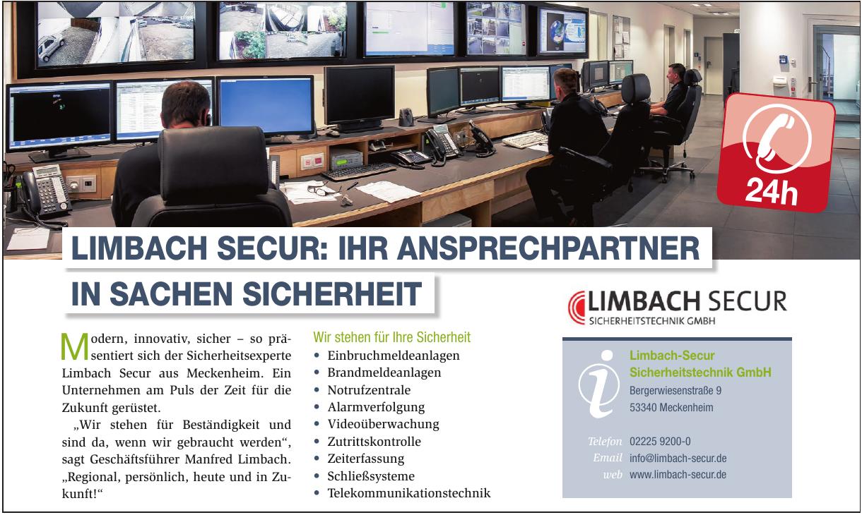Limbach-Secur Sicherheitstechnik GmbH