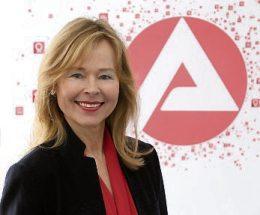 Martina Lehmann, Vorsitzende der Geschäftsführung der Agentur für Arbeit Nagold-Pforzheim. Bild: Privat