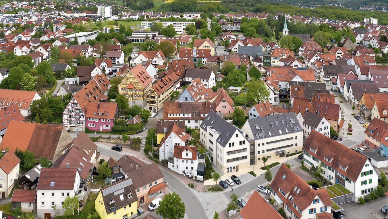 Luftbild: Manfred Grohe