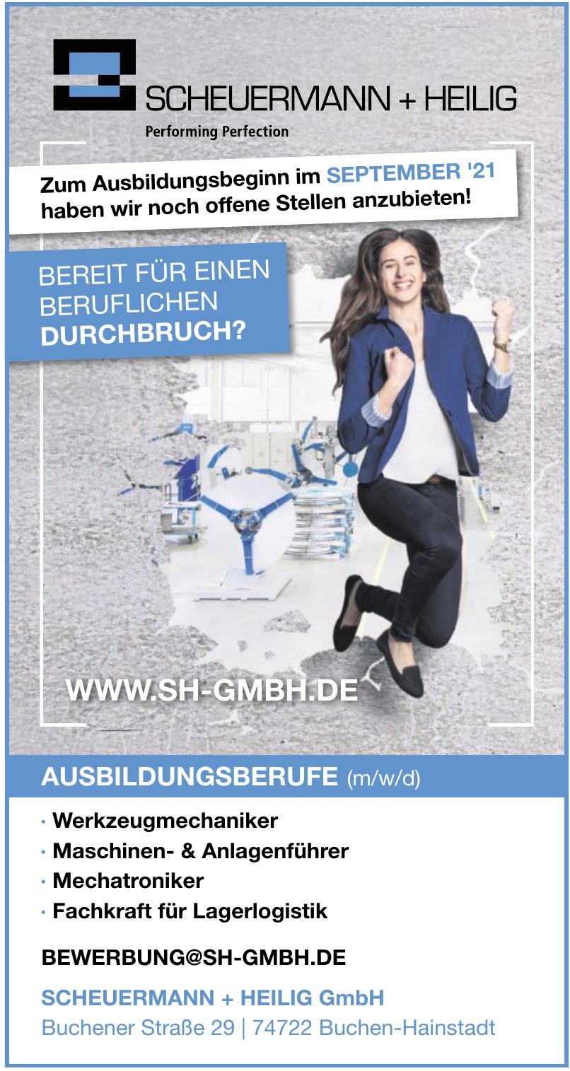 Scheuermann + Heilig GmbH