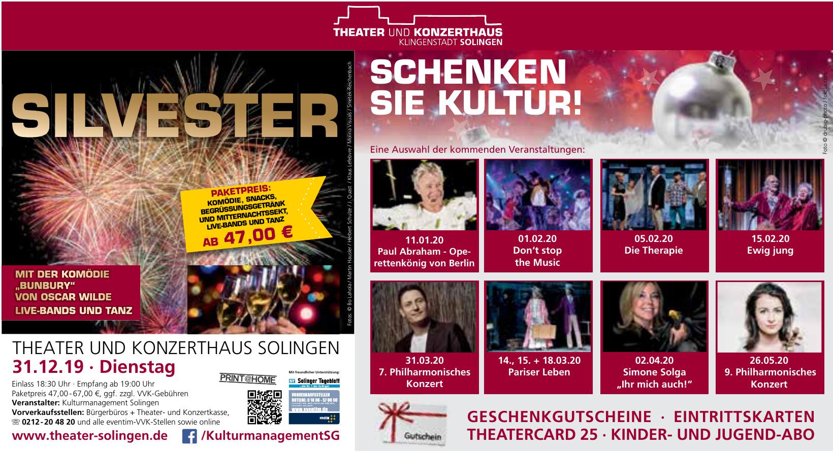 Theater Solingen