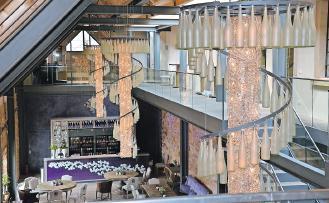 Weingut am Nil. Foto: YVS Interior Design