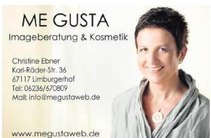 ME GUSTA Imageberatung & Kosmetik