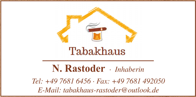 Tabakhaus N. Rastoder