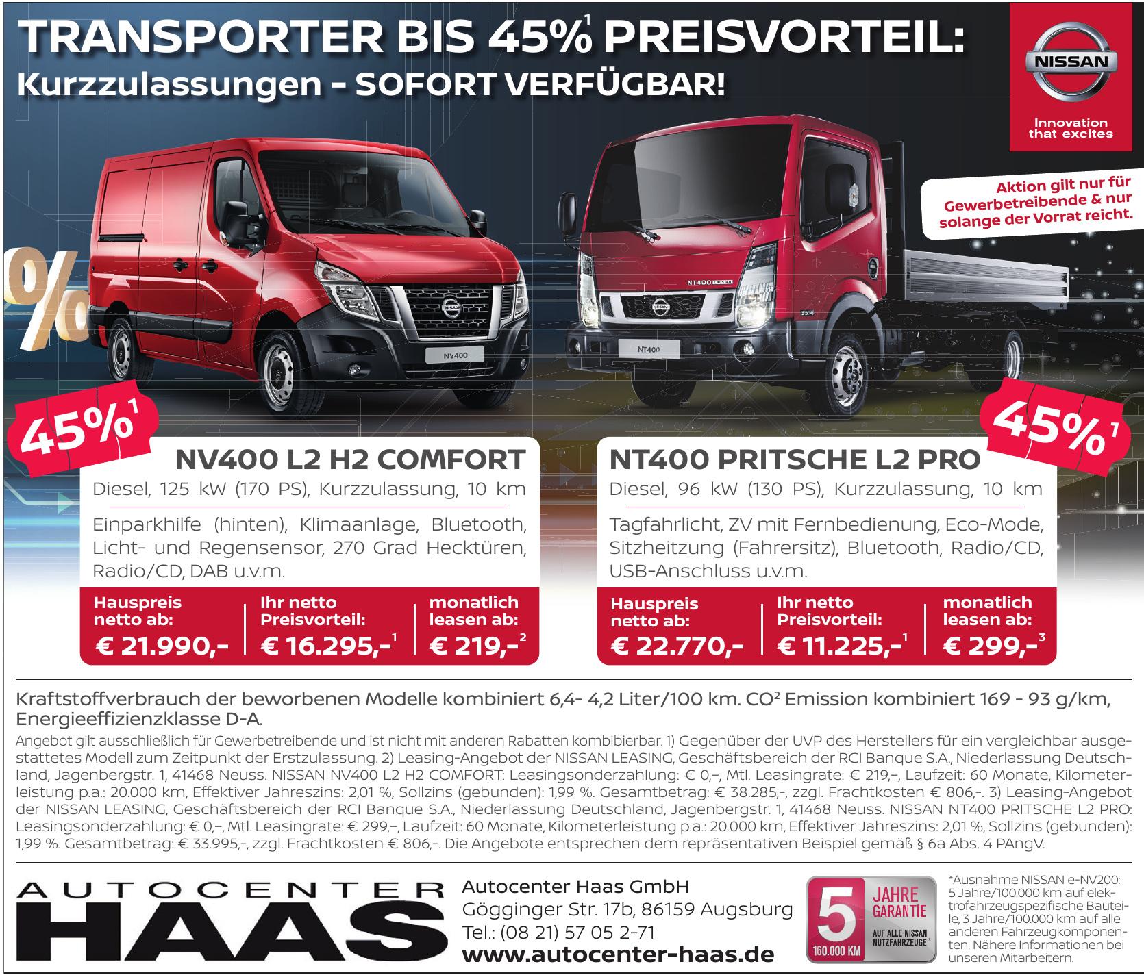 Autocenter Haas GmbH
