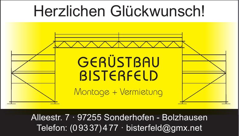 Gerüstbau Bisterfeld
