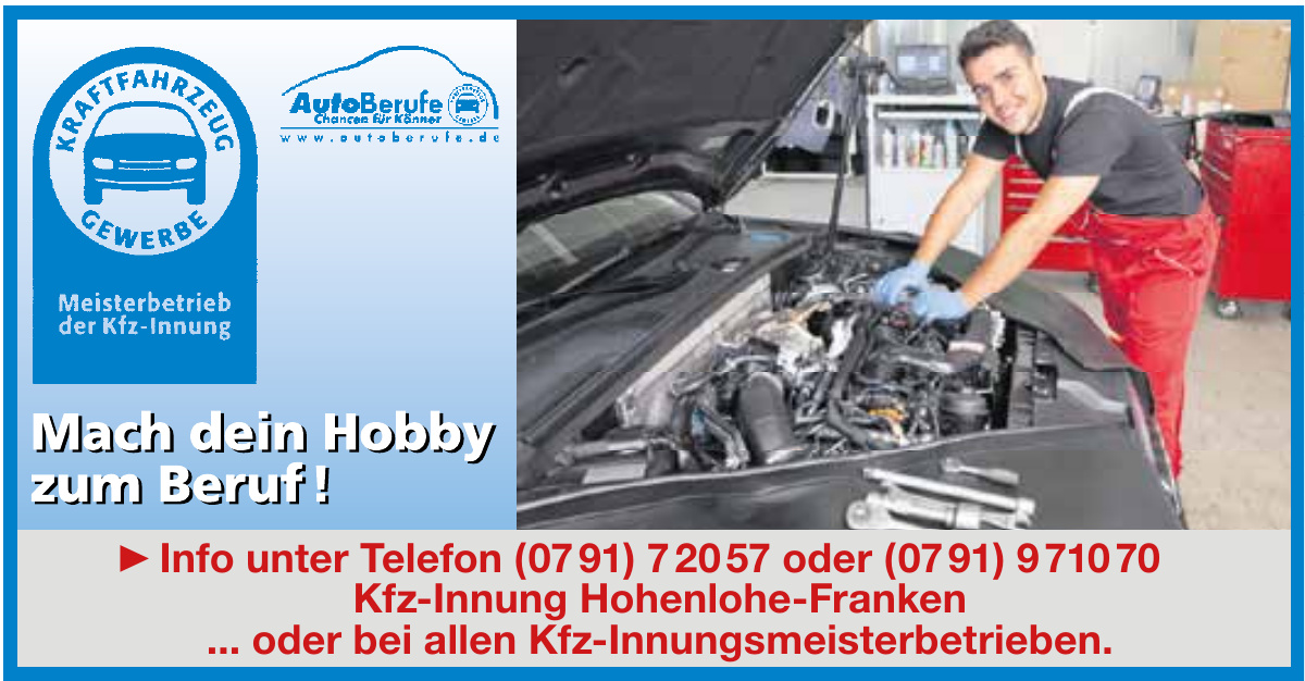 Kfz-Innung Hohenlohe-Franken