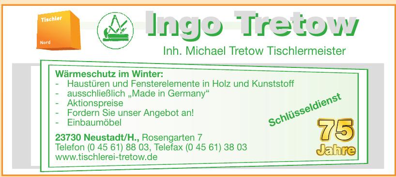 Ingo Tretow Tischlerei und Parkettverlegung