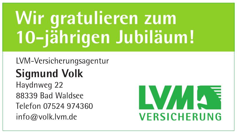 LVM-Versicherungsagentur Sigmund Volk