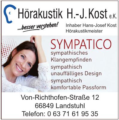 Hörakustik H.-J. Kost e.K