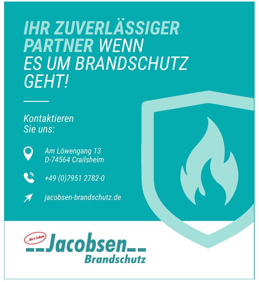 Jacobsen Brandschutz
