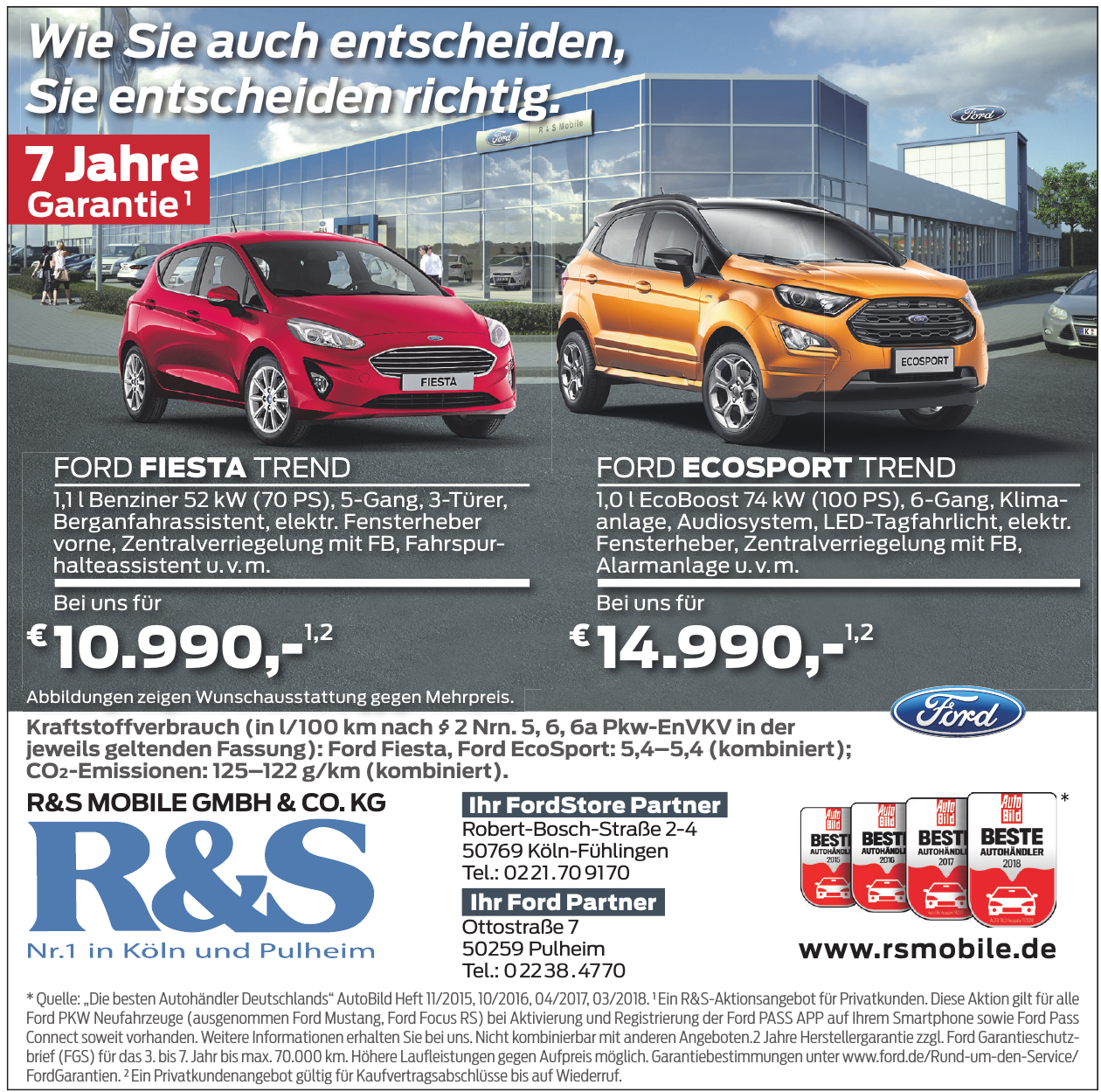 R&S Mobile GmbH & Co. KG