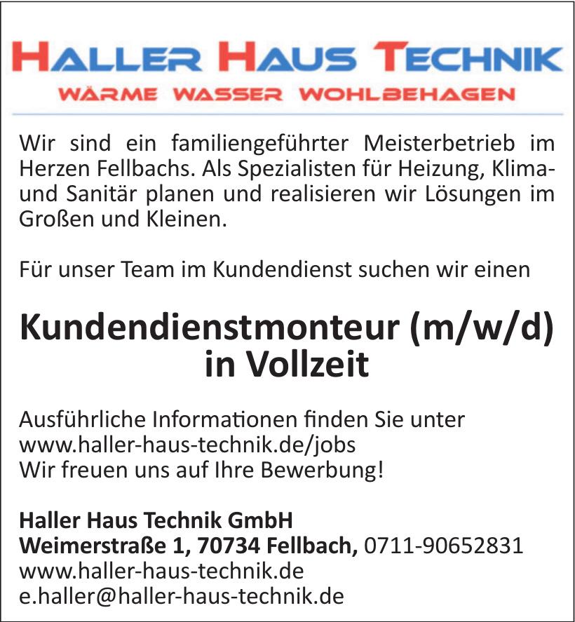 Haller Haus Technik GmbH