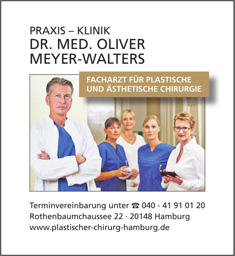Praxis - Klinik Dr. Med. Oliver Meyer-Walters