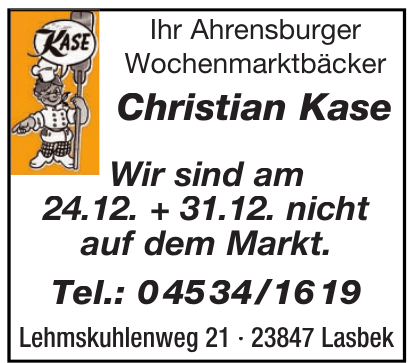 Christian Kase