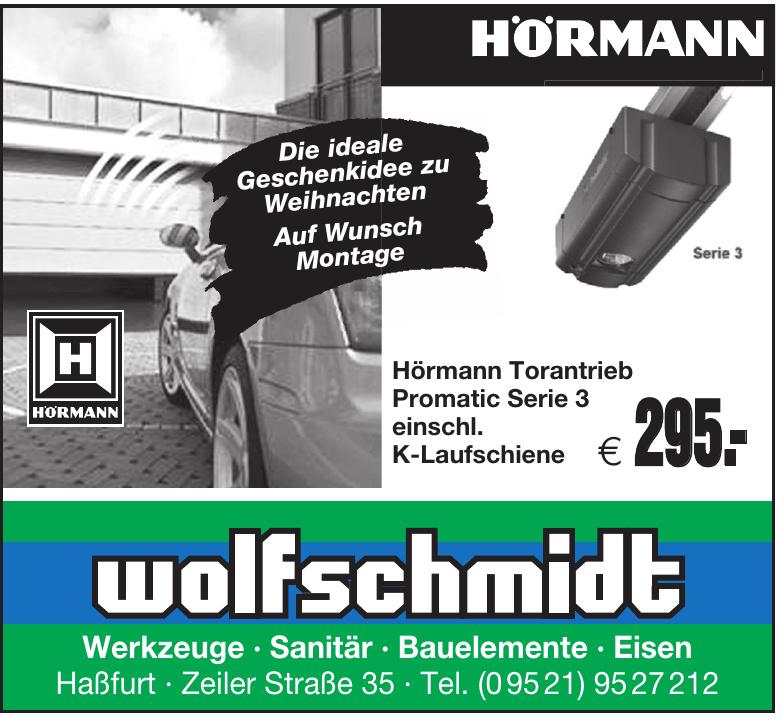 Wolfschmidt
