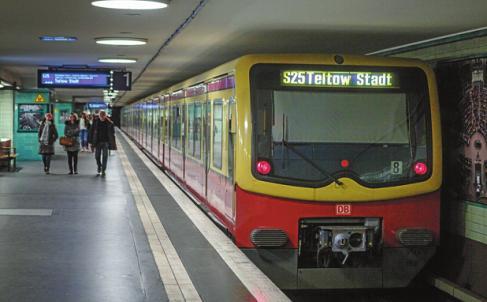 Neue Wohnquartiere entwickeln sich vor allem entlang der S-Bahn-Linien. FOTO: IMAGO/RÜDIGER WÖLK