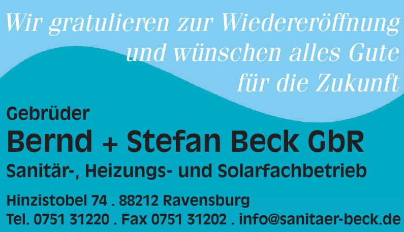 Bernd + Stefan Beck GbR