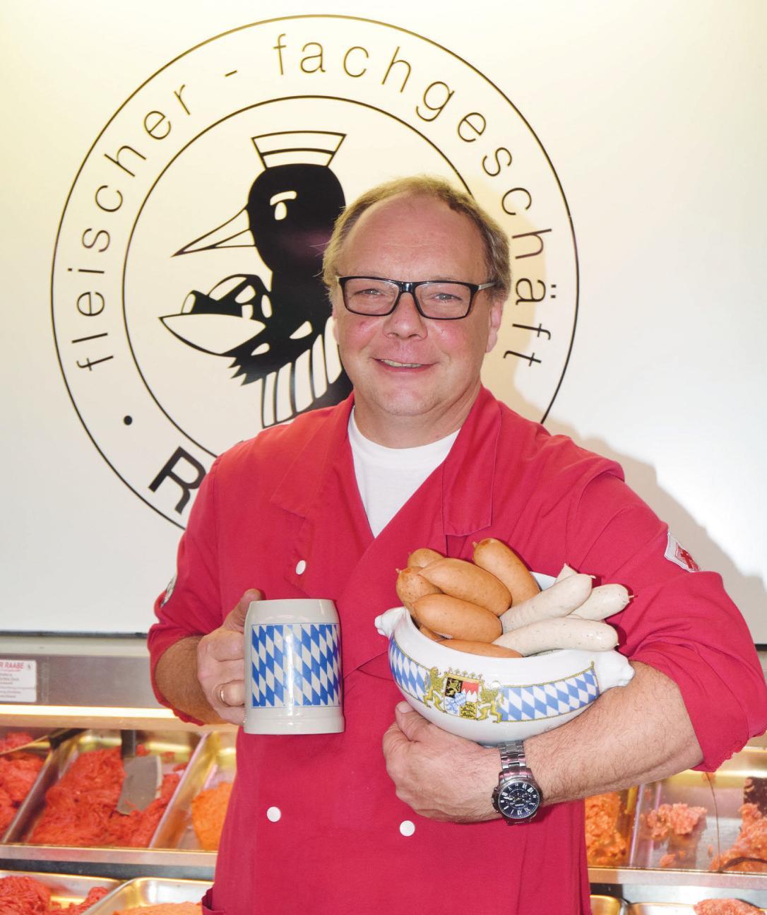 Raabe in Pinneberg: Zünftiges Oktoberfest im Norden feiern
