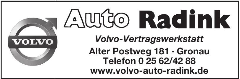 Auto Radink
