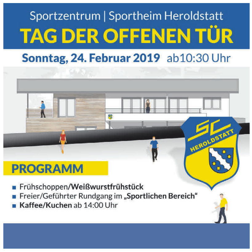 Sportzentrum Heroldstatt