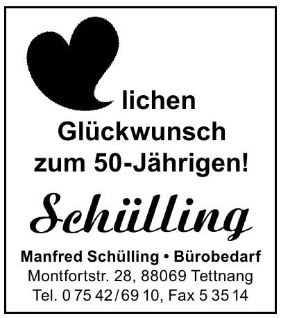 Manfred Schülling Bürobedarf