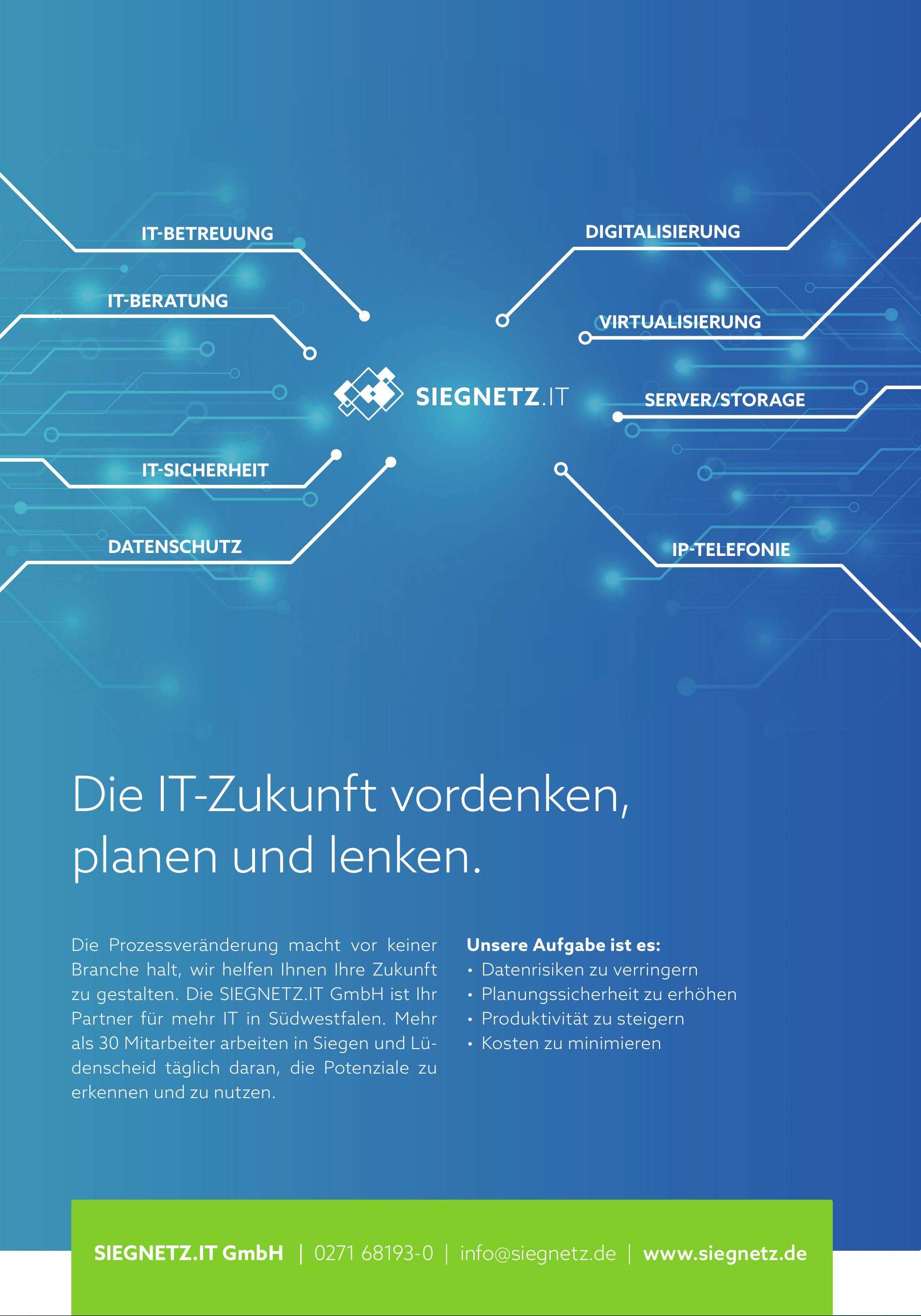 Siegnetz.IT GmbH
