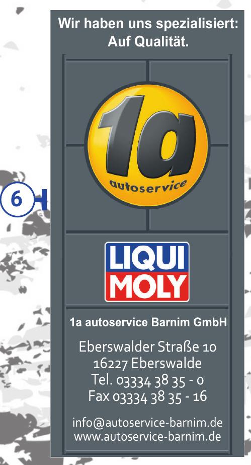 1a AutoService Barnim GmbH