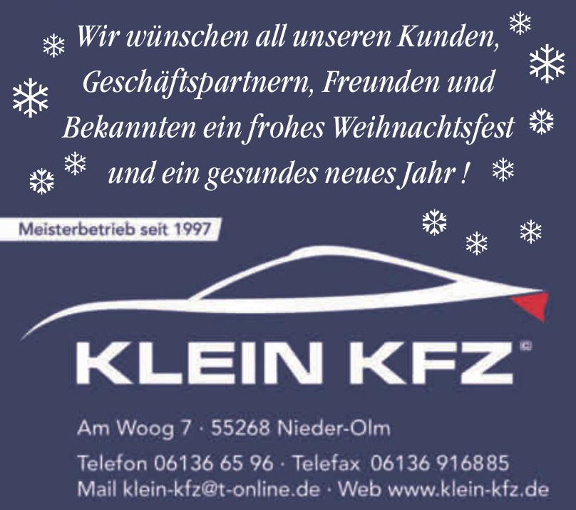 Klein KFZ