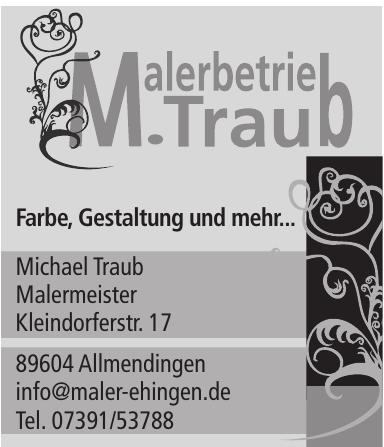 Michael Traub Malermeister