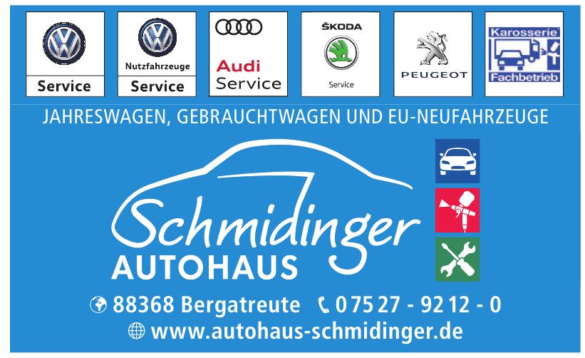 Autohaus Schmidinger