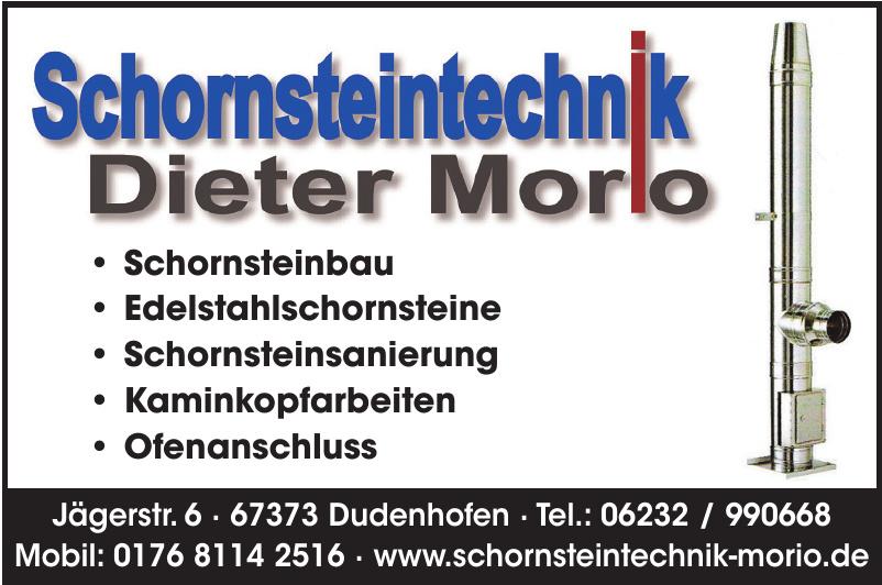 Schornsteintechnik Dieter Morio
