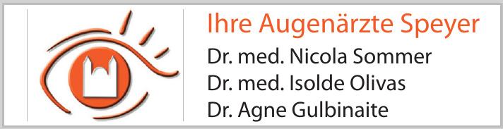Ihre Augenärzte - Dr. med. Nicola Sommer, Dr. med. Isolde Olivas, Dr. Agne Gulbinaite