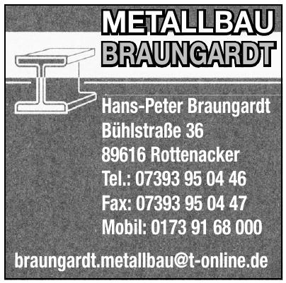 Braungardt Metallbau