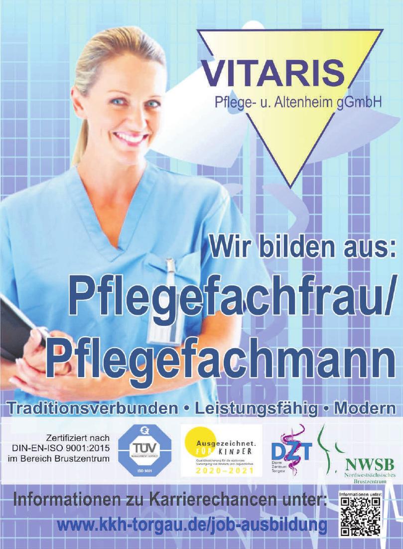 Vitaris Pflege- u. Altenheim gGmbH