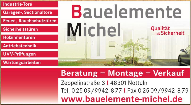 Bauelemente Michel