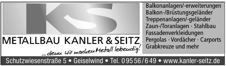Metallbau Kanler & Seitz GmbH