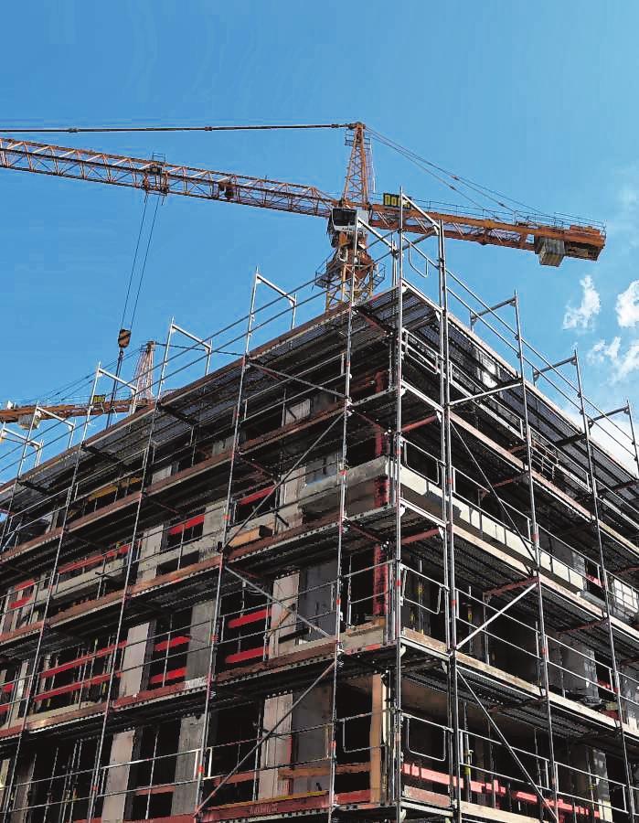 Sozialen Wohnungsbau fördern