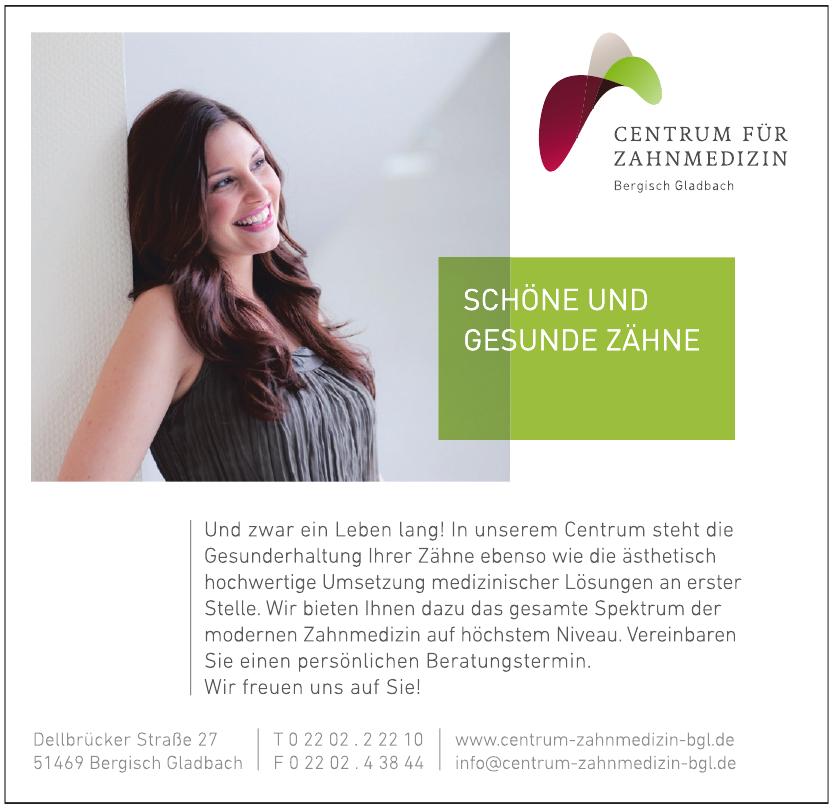 Centrum für Zahnmedizin Bergisch Gladbach