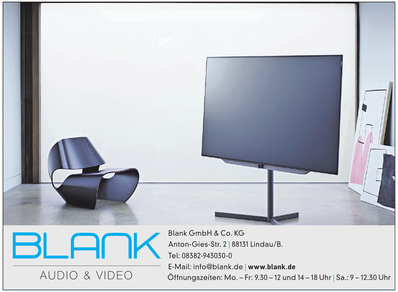 Blank GmbH & Co. KG