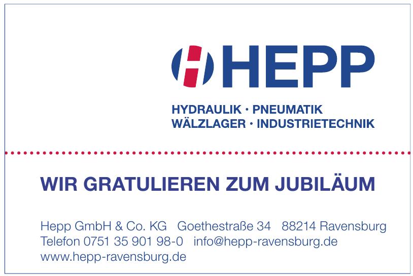 Hepp GmbH & Co. KG