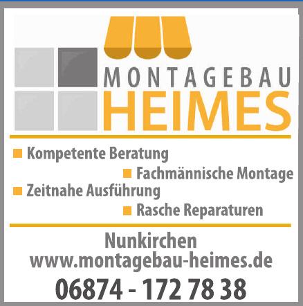 Montagegau Heimes