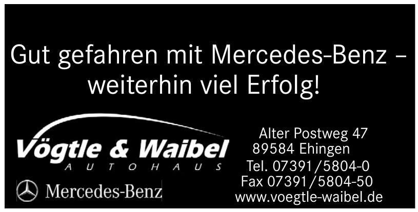 Vögtle und Waibel Autohaus