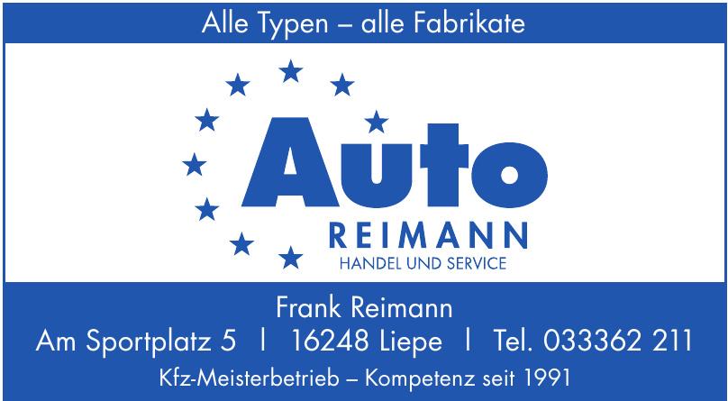 Auto Reimann