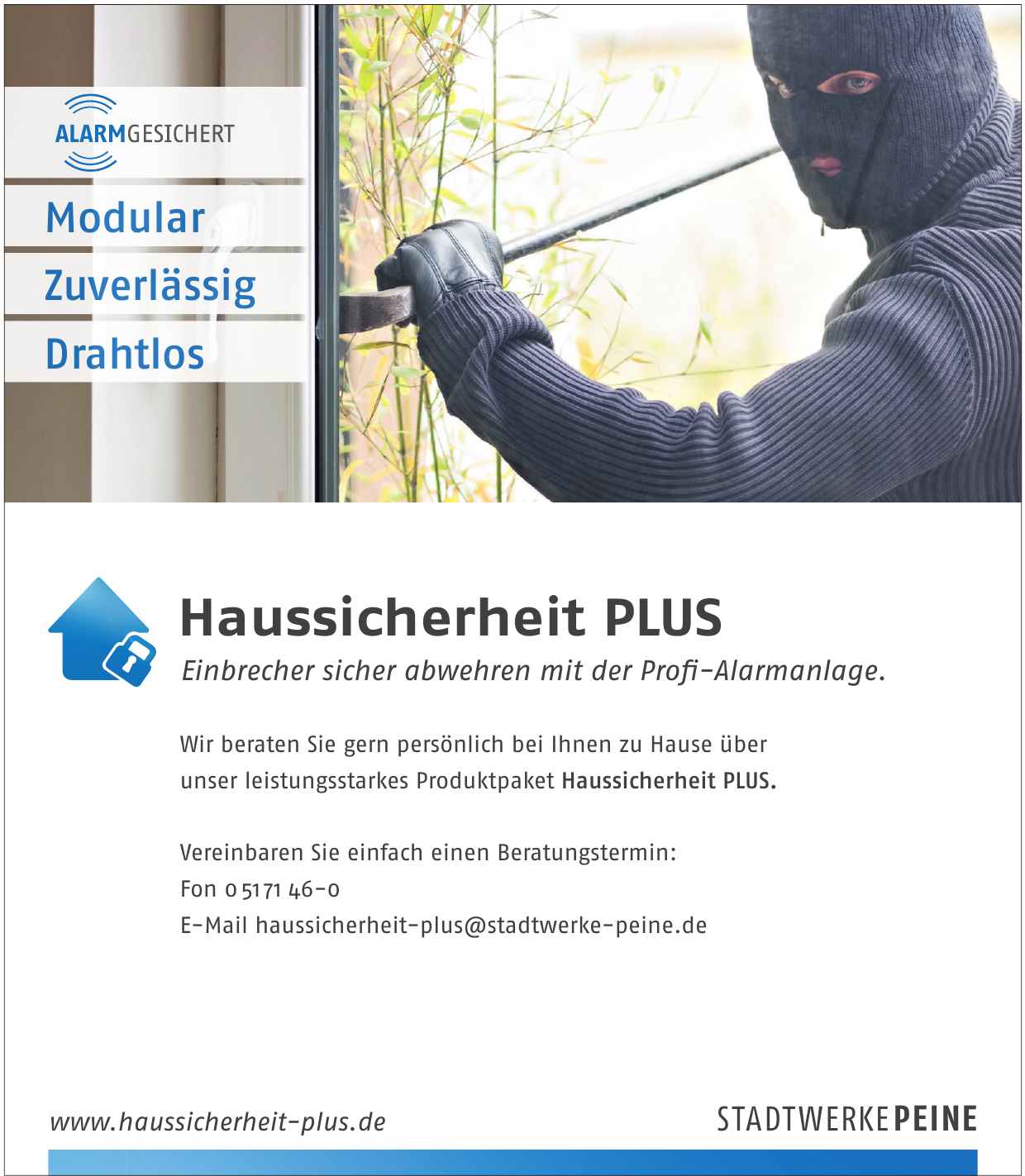 Haussicherheit Plus