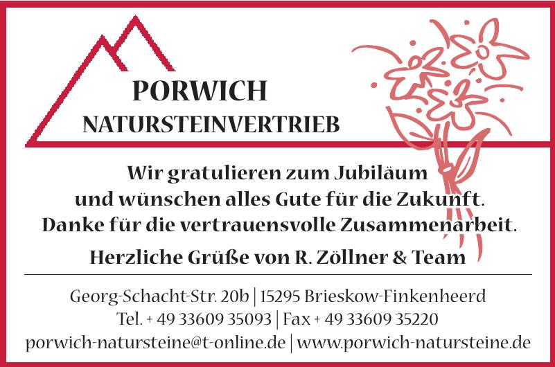 Porwich Natursteinvertrieb