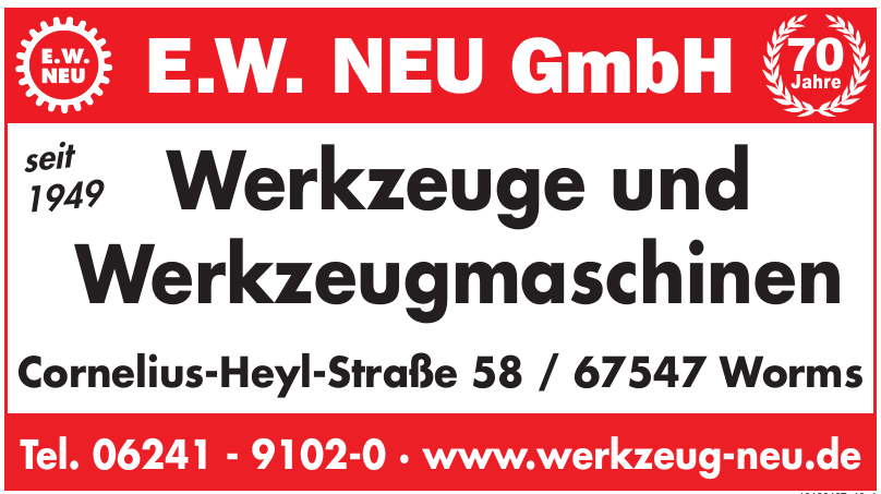 E.W. NEU GmbH